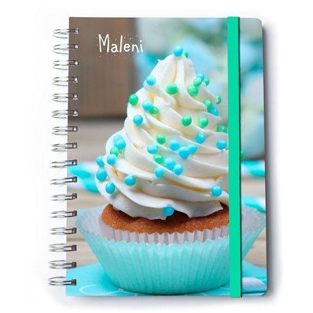 Cuaderno A5 Premium Malenis