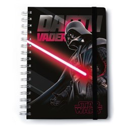 Cuaderno A5 Premium Star Wars Darth Vader