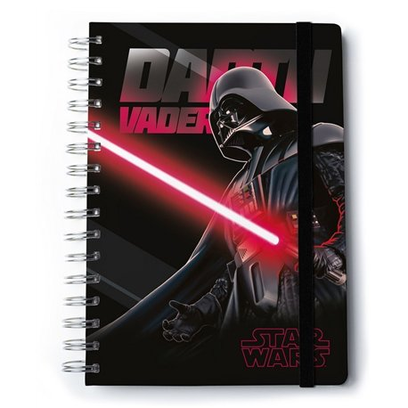 Cuaderno A5 Premium Star Wars Darth Vader