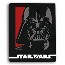 Carpeta gomas A4 polipropileno Darth Vader Star Wars