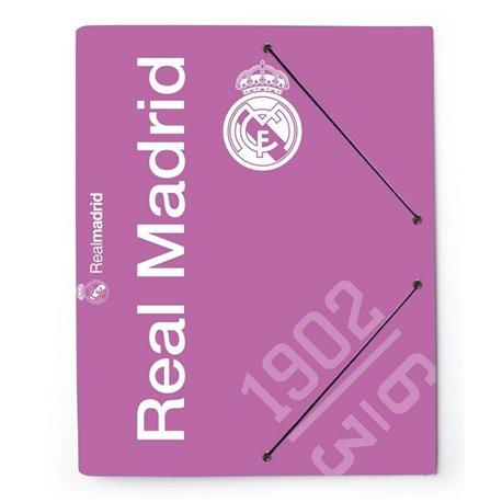 Carpeta Gomas C. Premium Real Madrid Rosa