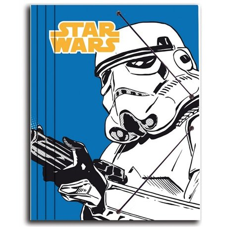 Carpeta Gomas C. Premium Star Wars