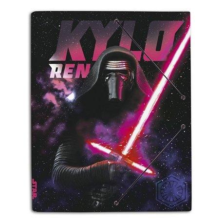Carpeta Gomas con solapa Star Wars VII
