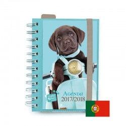 Agenda Escolar 2017/2018 Studio Pets Dog (en Portugues)