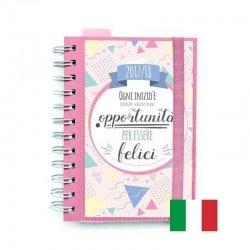 Agenda Escolar 2017/2018 Amelie (en Italiano)