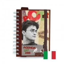 Agenda Escolar 2017/2018 Harry Potter (en Italiano)