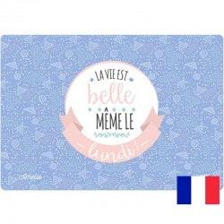 Vade de Escritorio Escolar Amelie (Francés)