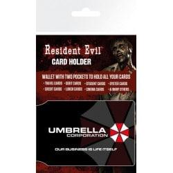 Tarjetero Resident Evil Umbrella