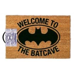 Felpudo Batman Bienvenido a la Baticueva
