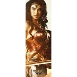 Poster Puerta Mujer Maravilla Espada