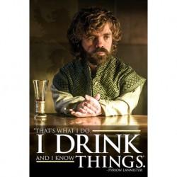 Poster Juego de Tronos Tyrion