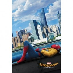 Poster Spider-Man Homecoming 2