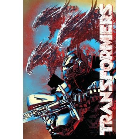 Poster Transformers El Ultimo Caballero