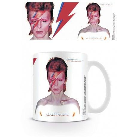 Taza David Bowie (Aladdin Sane)