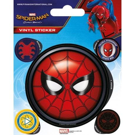 Pegatina Spider-Man Homecoming
