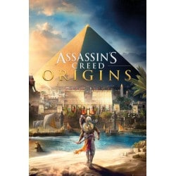 Poster Assassins Creed Origins Cover