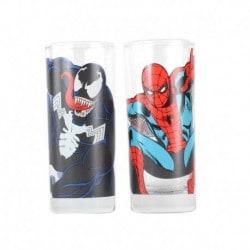 Pack de vasos Marvel (Spider Man)