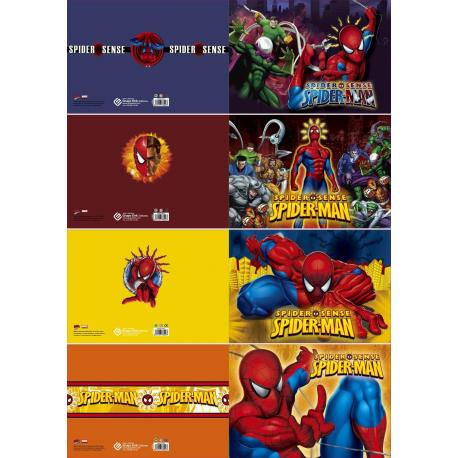 Album Pegatinas- Spiderman
