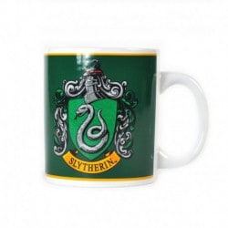 Taza Harry Potter (Slytherin)