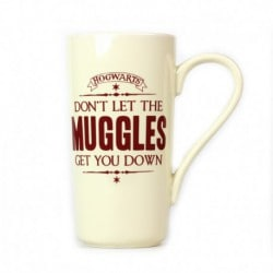 Taza Latte Harry Potter (Muggles)