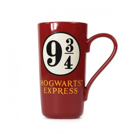 Taza Latte Harry Potter (Platforma 9 3/4)