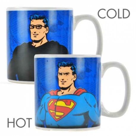 Taza térmica Superman (Clark Kent)