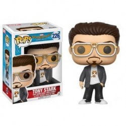 Figura Pop Marvel Spider Man Homecoming Tony Stark - 9 cm