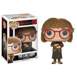 Figura Pop Twin Peaks Log Lady - 9 cm