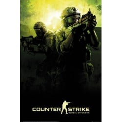 Poster Counter Strike