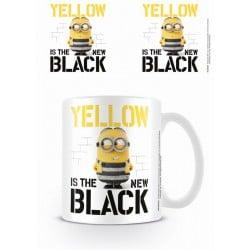 Taza Mi Villano Favorito 3 Amarillo es el nuevo negro