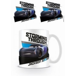 Taza Cars 3 Storming Through