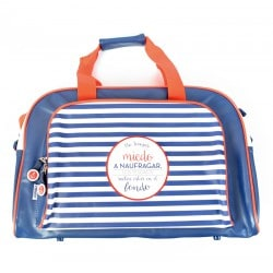 Bolso Week-End Amelie Marinero