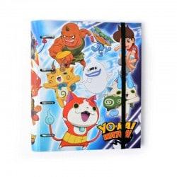 Carpeta 4 Anillas Troquelada Premium Yo-Kai Watch