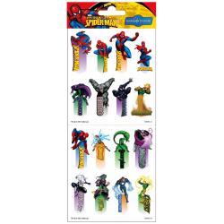 Pegatina Marcapagina Spiderman