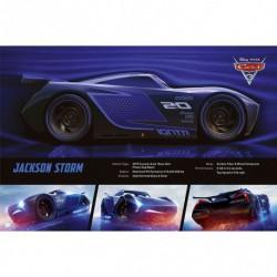 Poster Cars 3 Jackson Storm