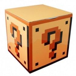 Caja de almacenaje Super Mario Bros Cubo