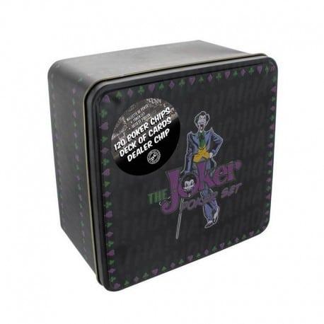 Cartas de Poker Dc Comics Joker