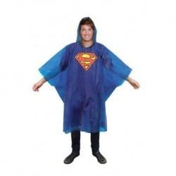 Chubasquero Dc Comics Superman