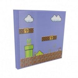 Cuaderno 3D Super Mario Bros