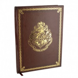 Cuaderno Harry Potter Hogwarts