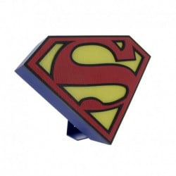 Lampara Superman Logo