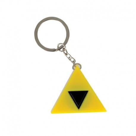 Llavero Tri Force Zelda