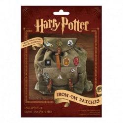 Parches Textiles Harry Potter