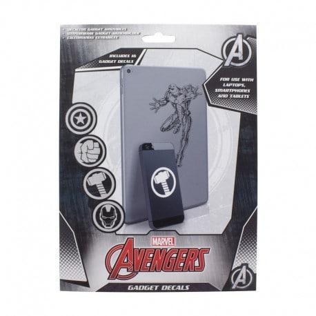 Pegatinas Gadget Marvel Los Vengadores