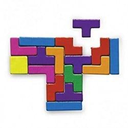 Set de Imanes Tetris
