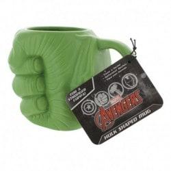 Taza 3D Marvel Hulk