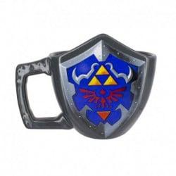 Taza 3D Zelda Escudo