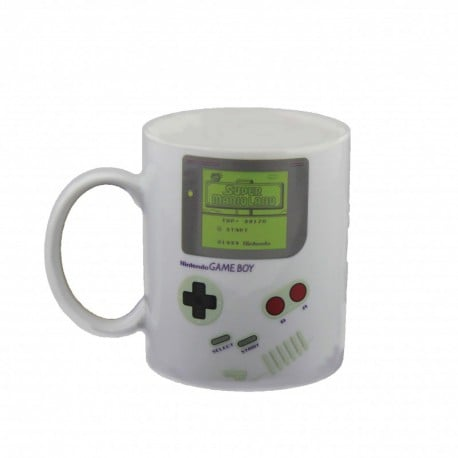 Taza Termica Game Boy