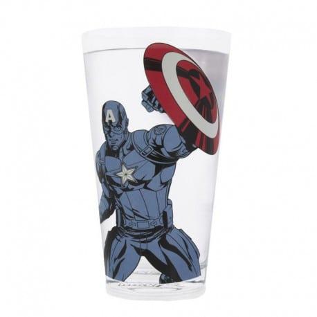 Vaso Termico Marvel Capitan America
