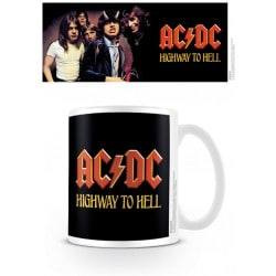 Taza Ac/Dc Highway To Hell